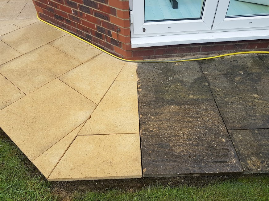 Our services include the cleaning and restoration of: - DrivewaysPatiosTarmacPool surroundsDeckingStone/Block Paving Sealing
