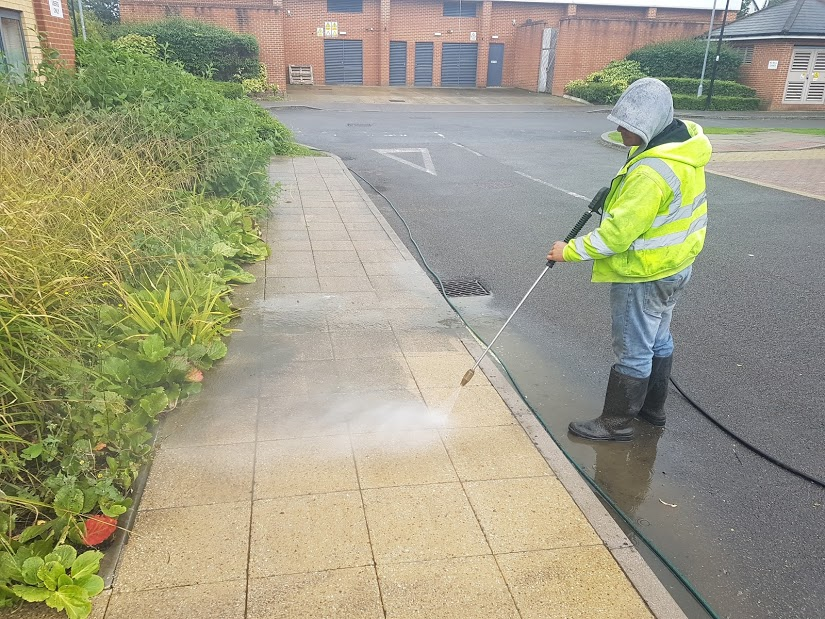 External Cleaning Company Comes To Newcastle - Captain Jetwash pressure cleans all types of external surfaces bringing them back to life once again.