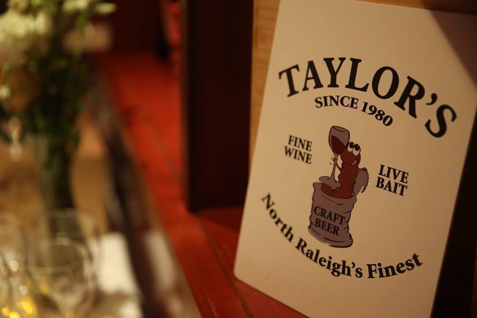 Local Business Spotlight: Taylor's Wine Shop — Data Drive