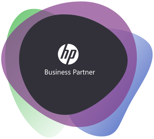 We've been an HP partner for over XX years, joining them on every step of their pioneering journey.