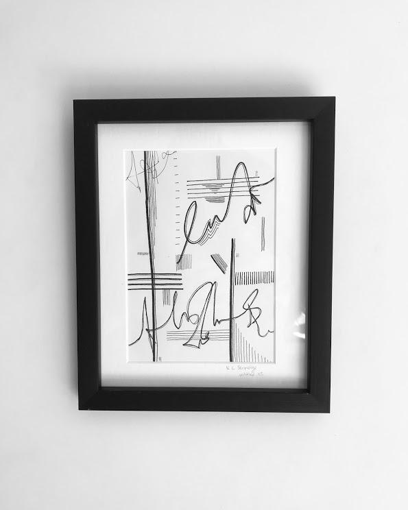 untitled.03 - framed