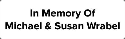 Memorial Sponsor