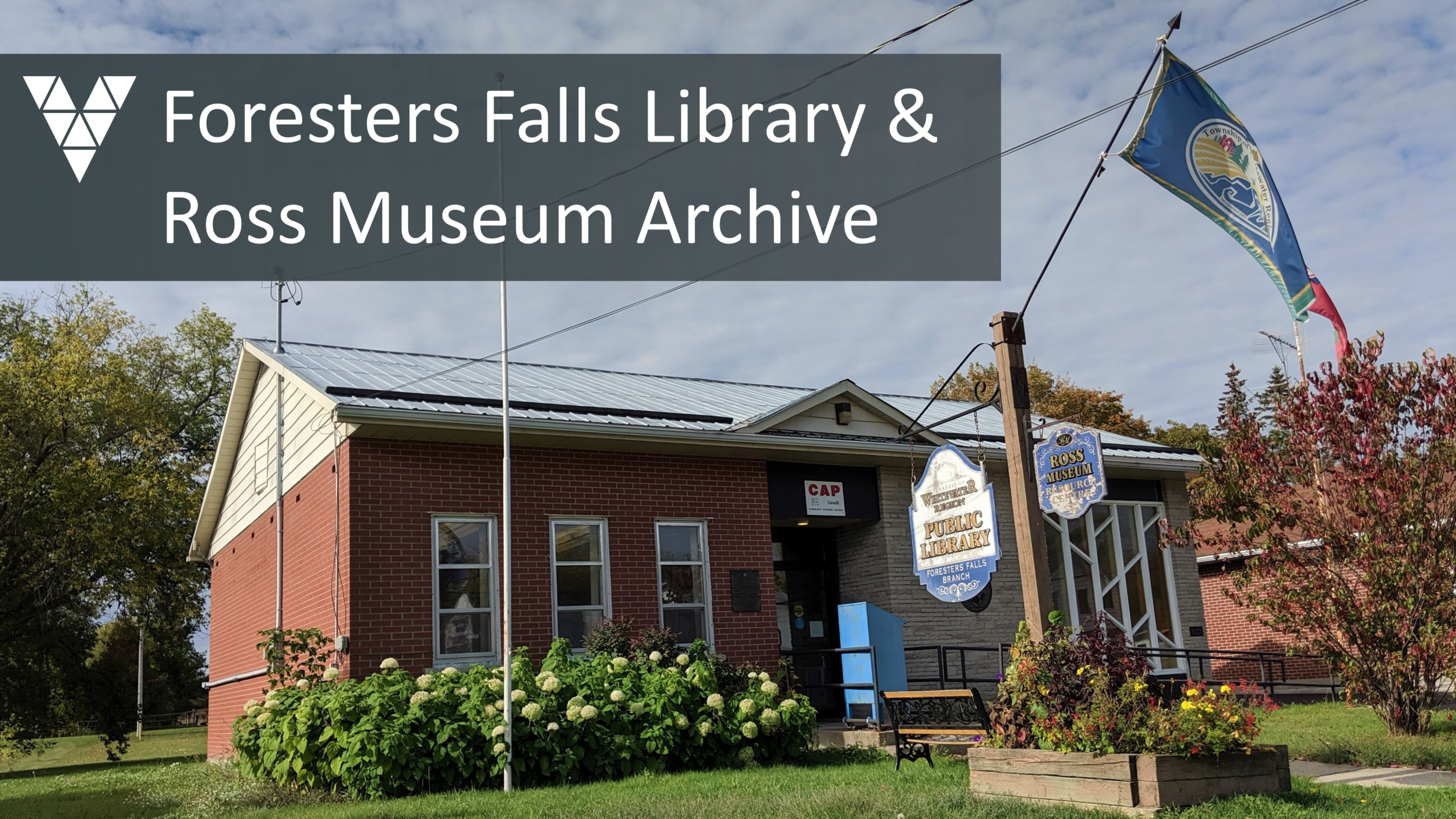 Foresters Falls Library & Ross Museum Archive