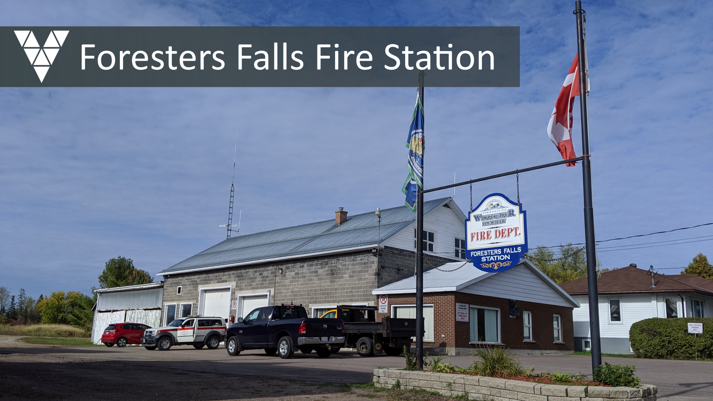 Foresters Falls Fire Station