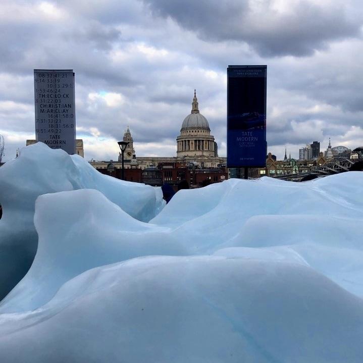 exhibition: ice watch