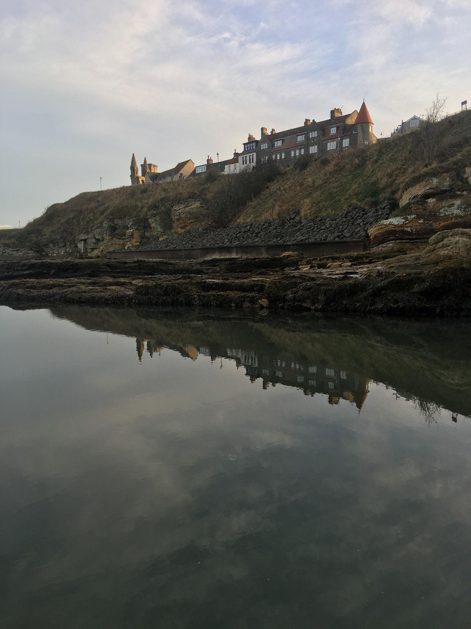 ash layo masing  st andrews, scotland  november 2018