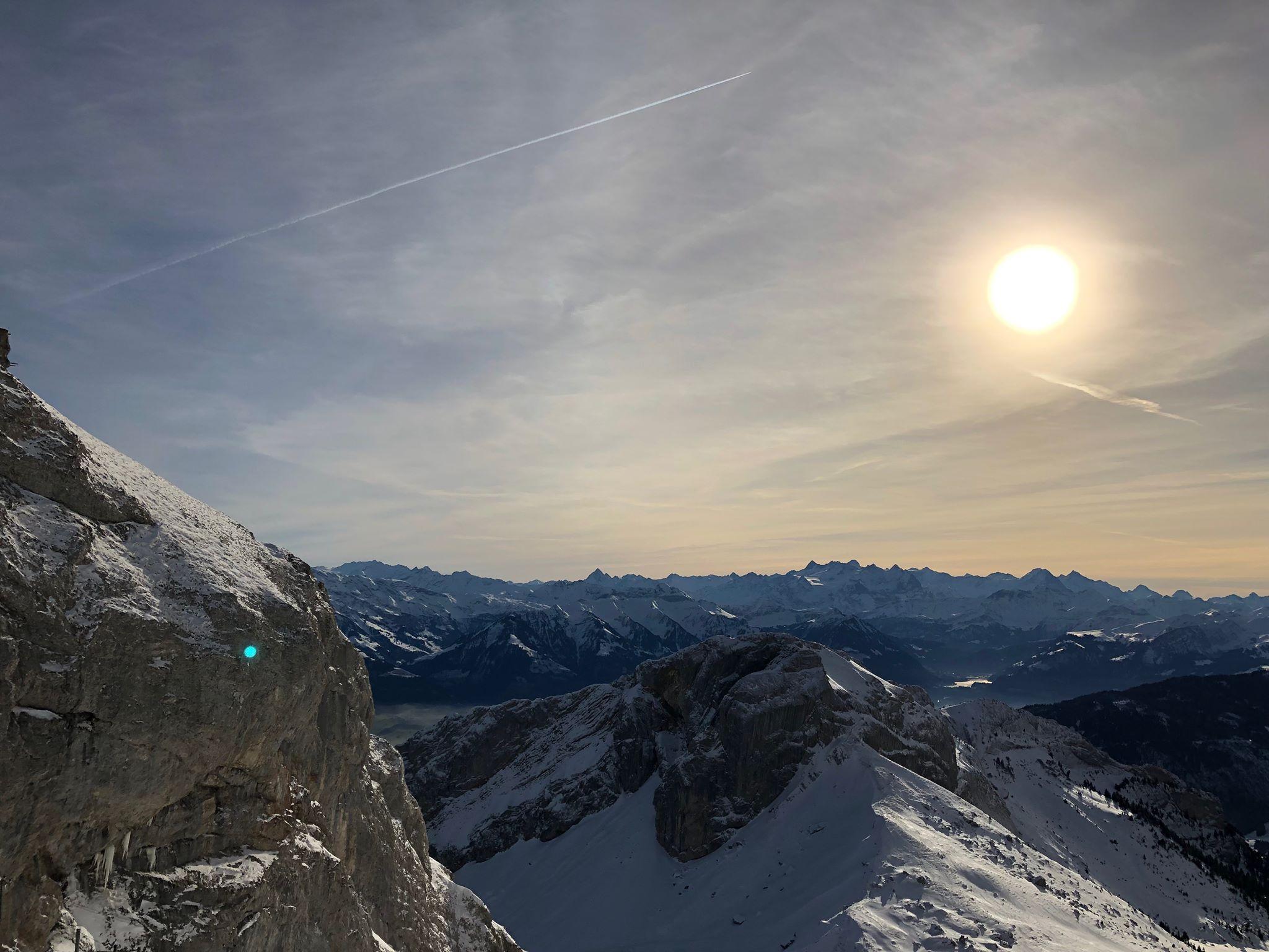 anu jain  mount pilatus, switzerland  december 2018