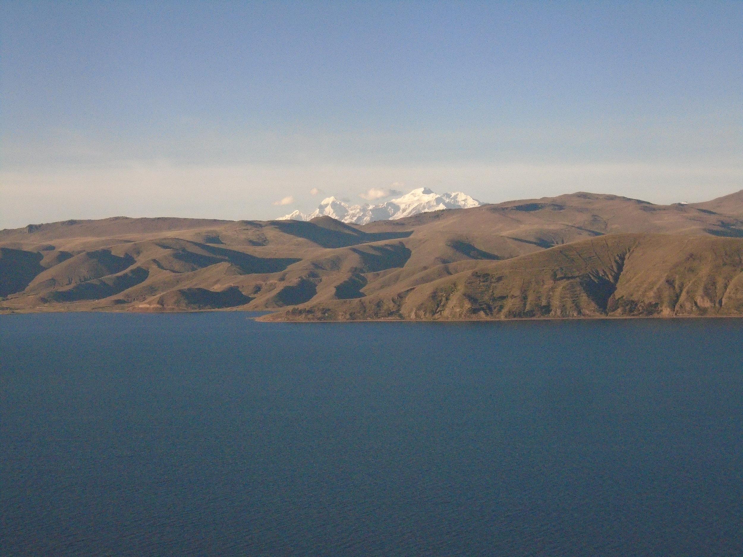 holly harwood  lake titicaca, bolivia  april 2017