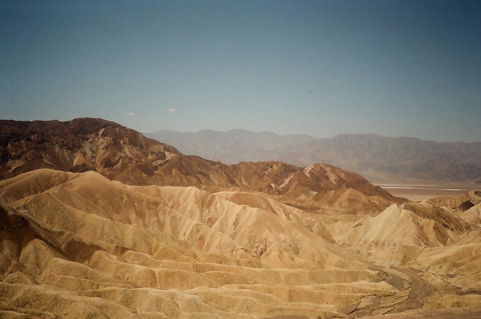 isabella pojuner  death valley, USA  august 2017