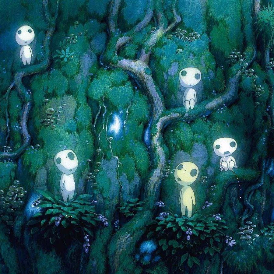 princess mononoke: a changing relationship with nature