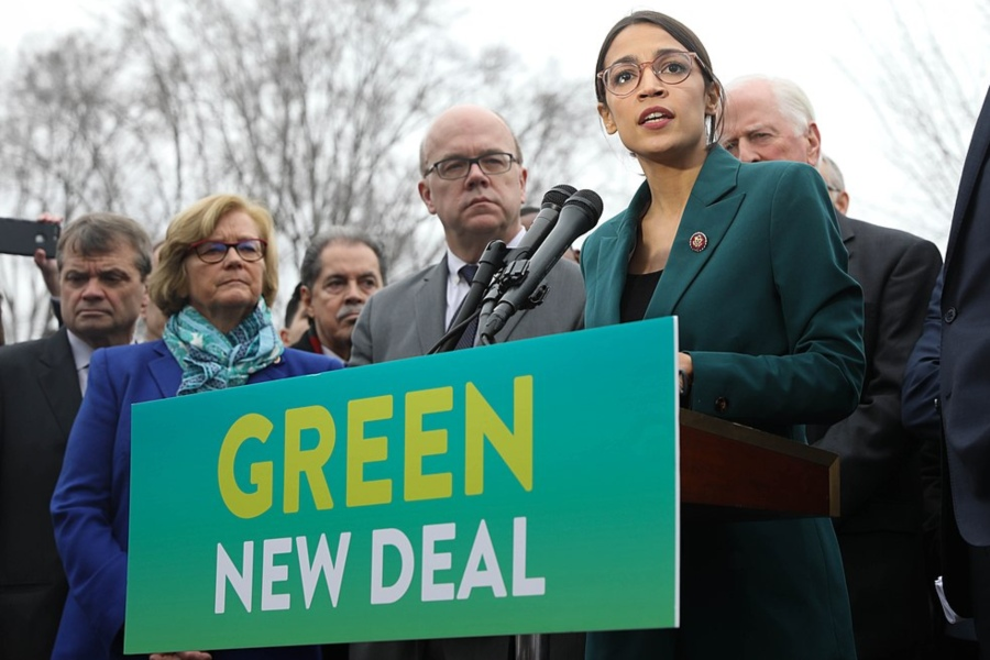 Article:  The Green New Deal: system change or saving the system?  by Helena Nicholson  A great clarification and addition to the debate on the GND. Thorough and worthwhile.