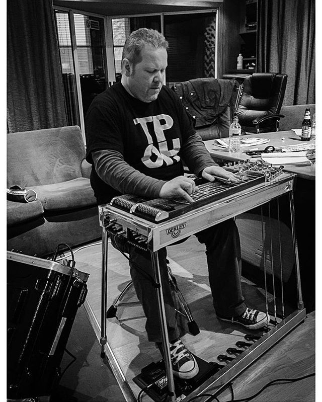 INTRODUCING: Bel Avenir session players 🎵  Pedal steel maestro Iain Sloan joined us at Castlesound Studios for some beautiful double stop and slide action. He appears on: . ▶️ Deep Winters Isolation ▶️ Mountain Music ▶️ Skin & Bones . #BelAvenir19 #newmusic #newmusicalert #newmusic2019 #brandnewmusic #newalbum #newrecord #album #albumrelease #musicians #musician #musicianslife #studio #studiolife #steelguitar #pedalsteel #pedalsteelguitar #slideguitar #session #sessionplayer #dreampop #shoegaze #alternative #alternativemusic #recording #recordingstudio