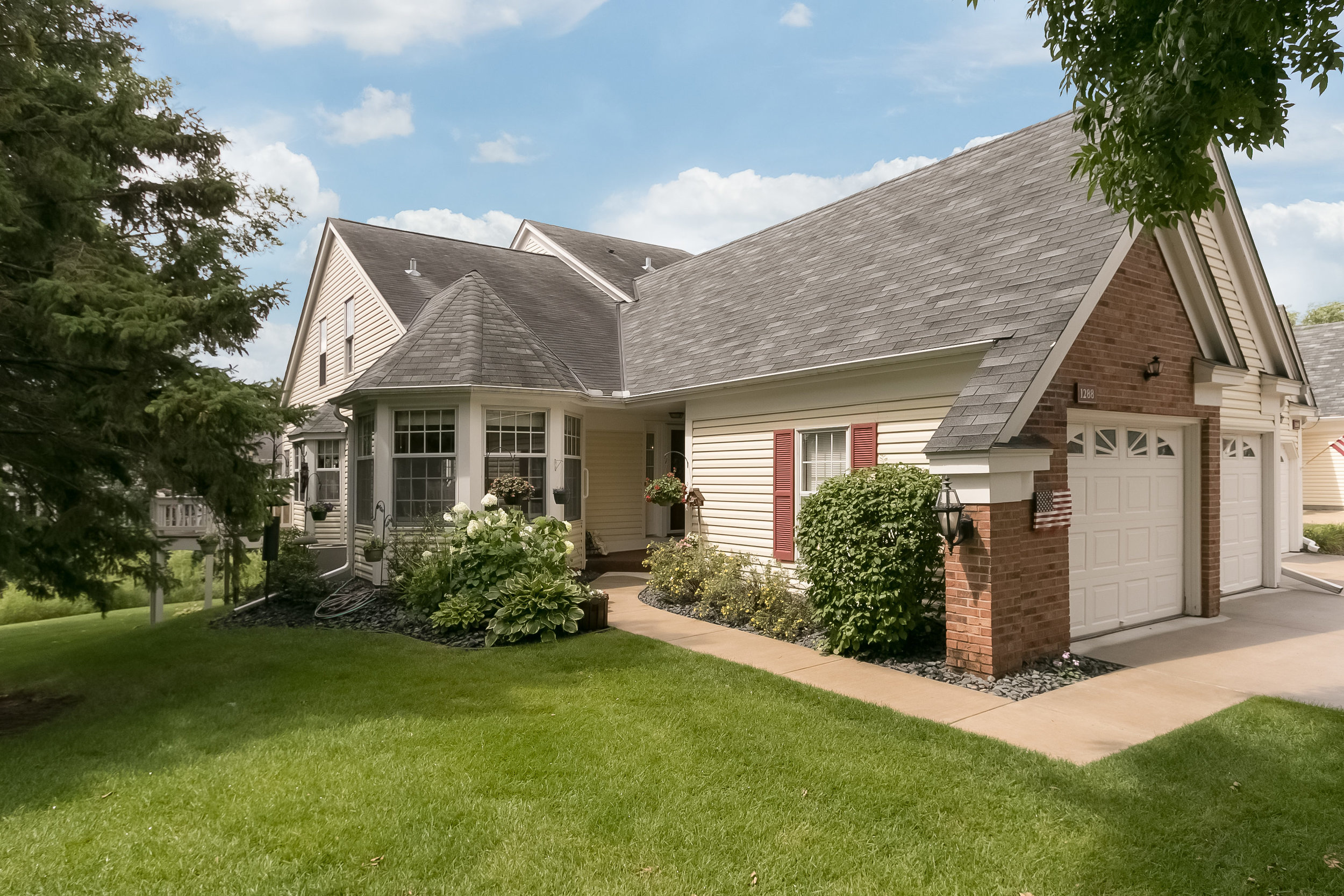 Townhome in White Bear