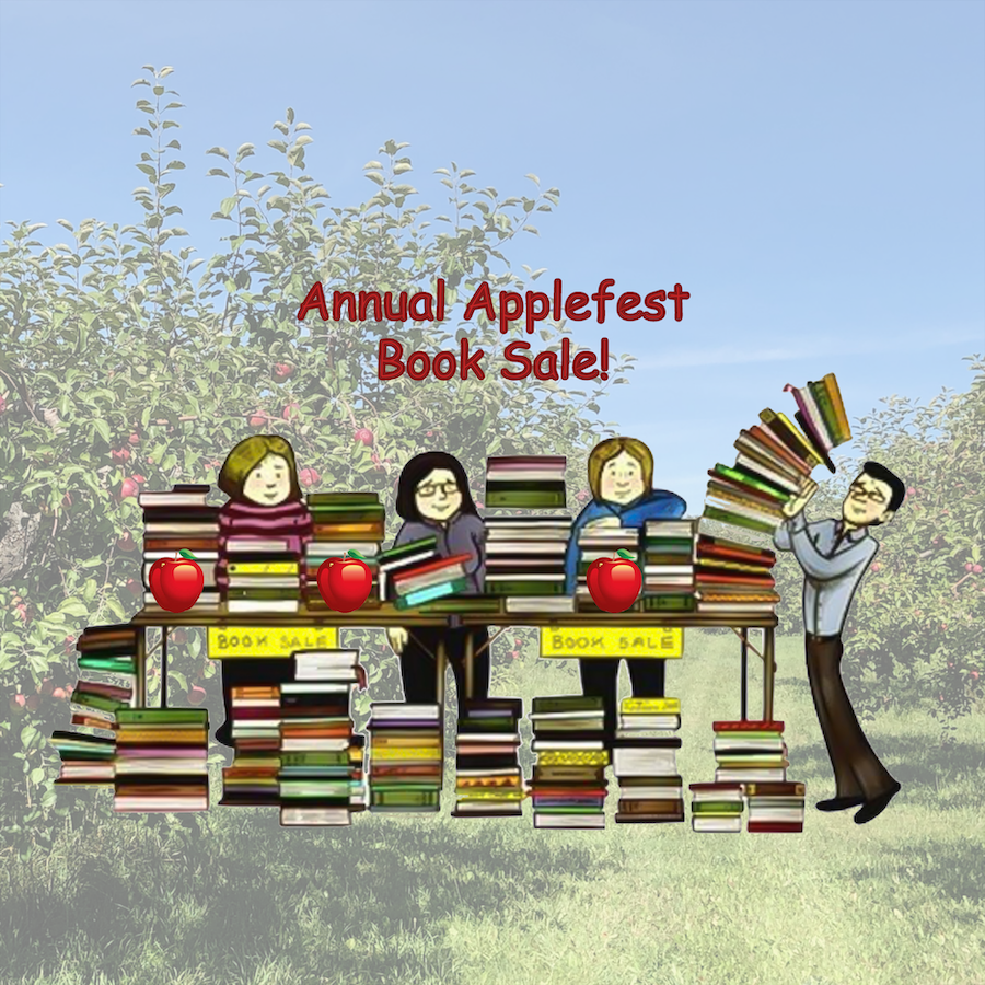 Applefest Book Sale Graphic.png