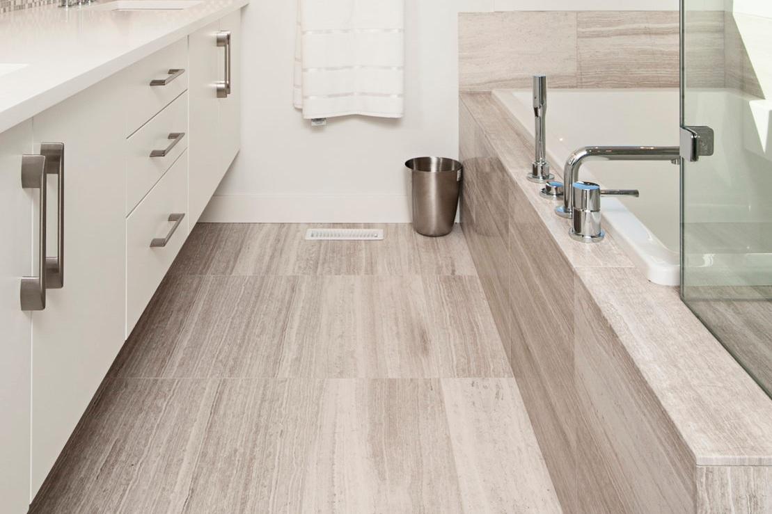 FLOORING (refinishing, tiling, wood, luxury vinyl tile) -