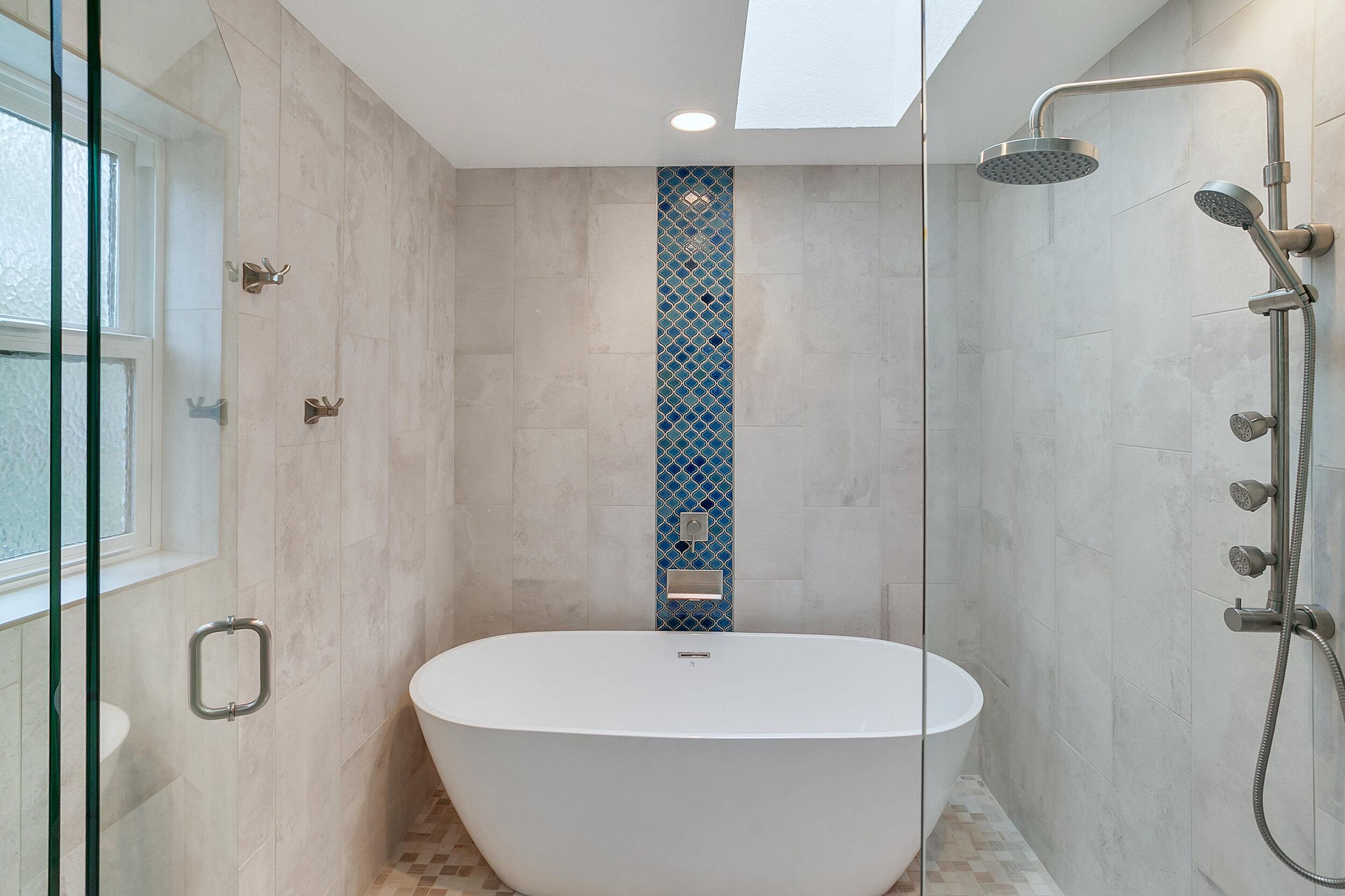 BATHROOM REMODEL BY ARTISTIC KITCHEN & BATH