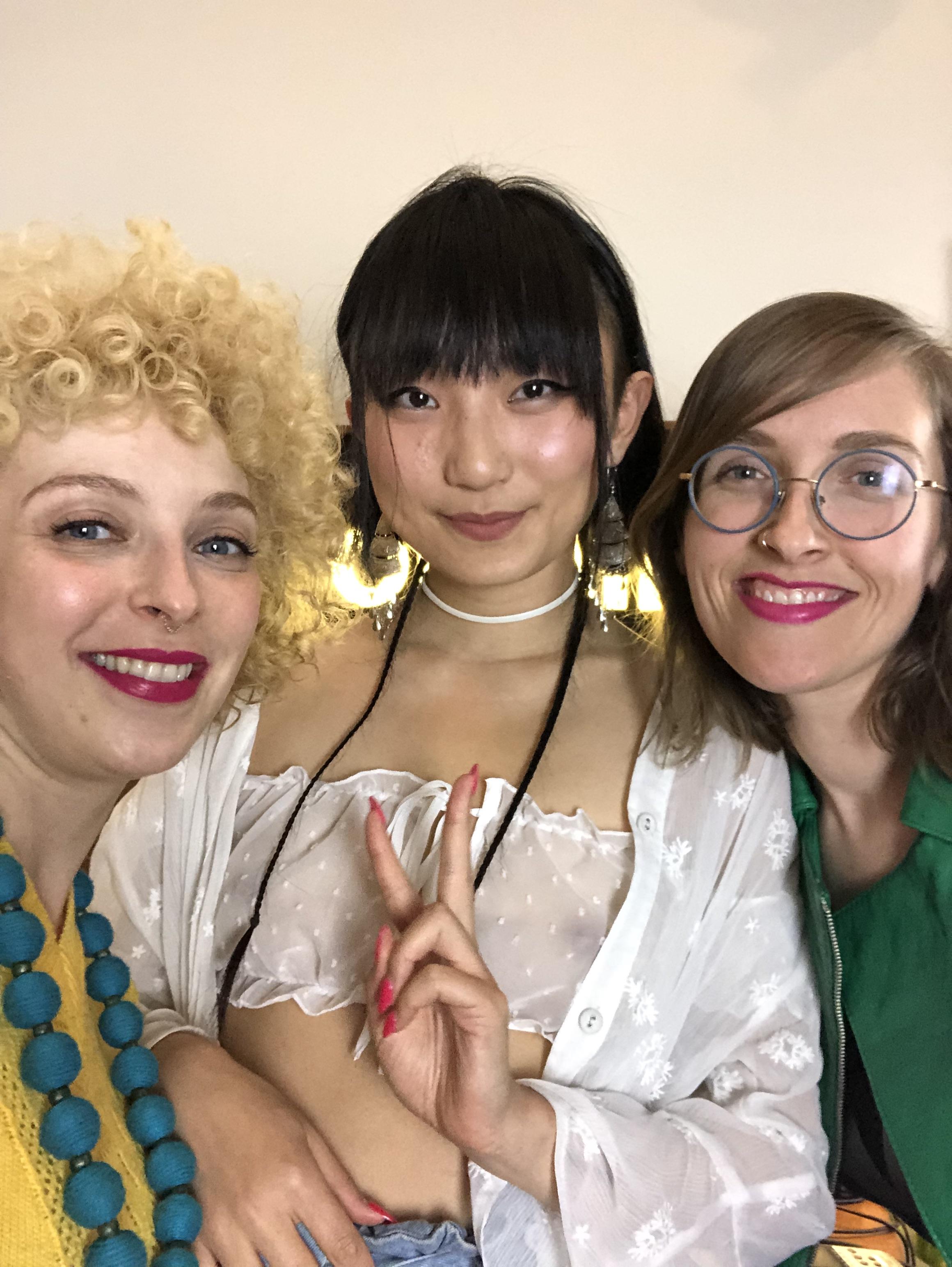 Ep. 7: Actress + Doula Poppy Liu