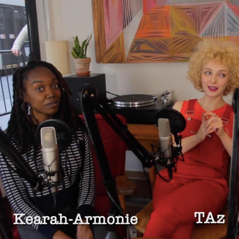 Ep 24: Video + Poetry Mastermind Kearah-Armonie