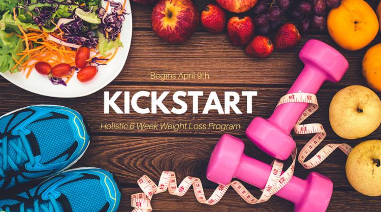 Kickstart A Holistic 6 Week Weight Loss Program Full Body