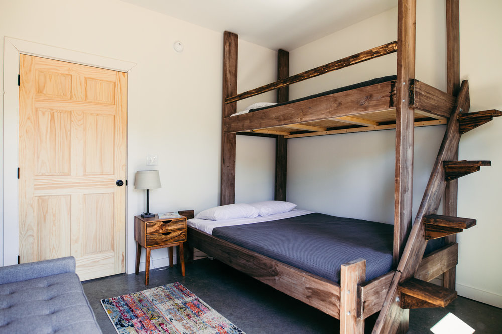 Private Room with Bunks at BedRock.jpg