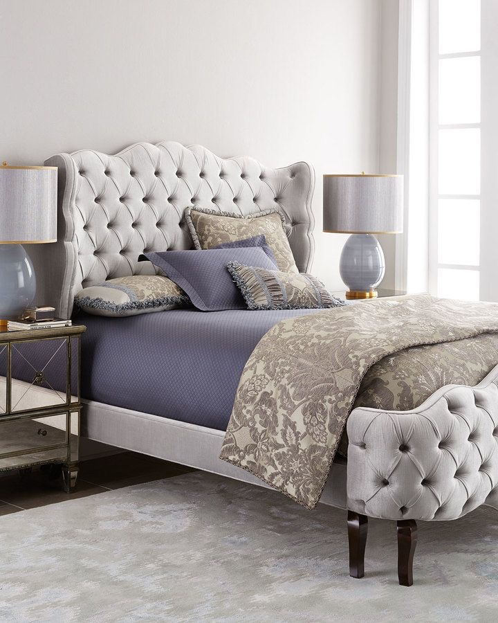 1. Tuffted beds