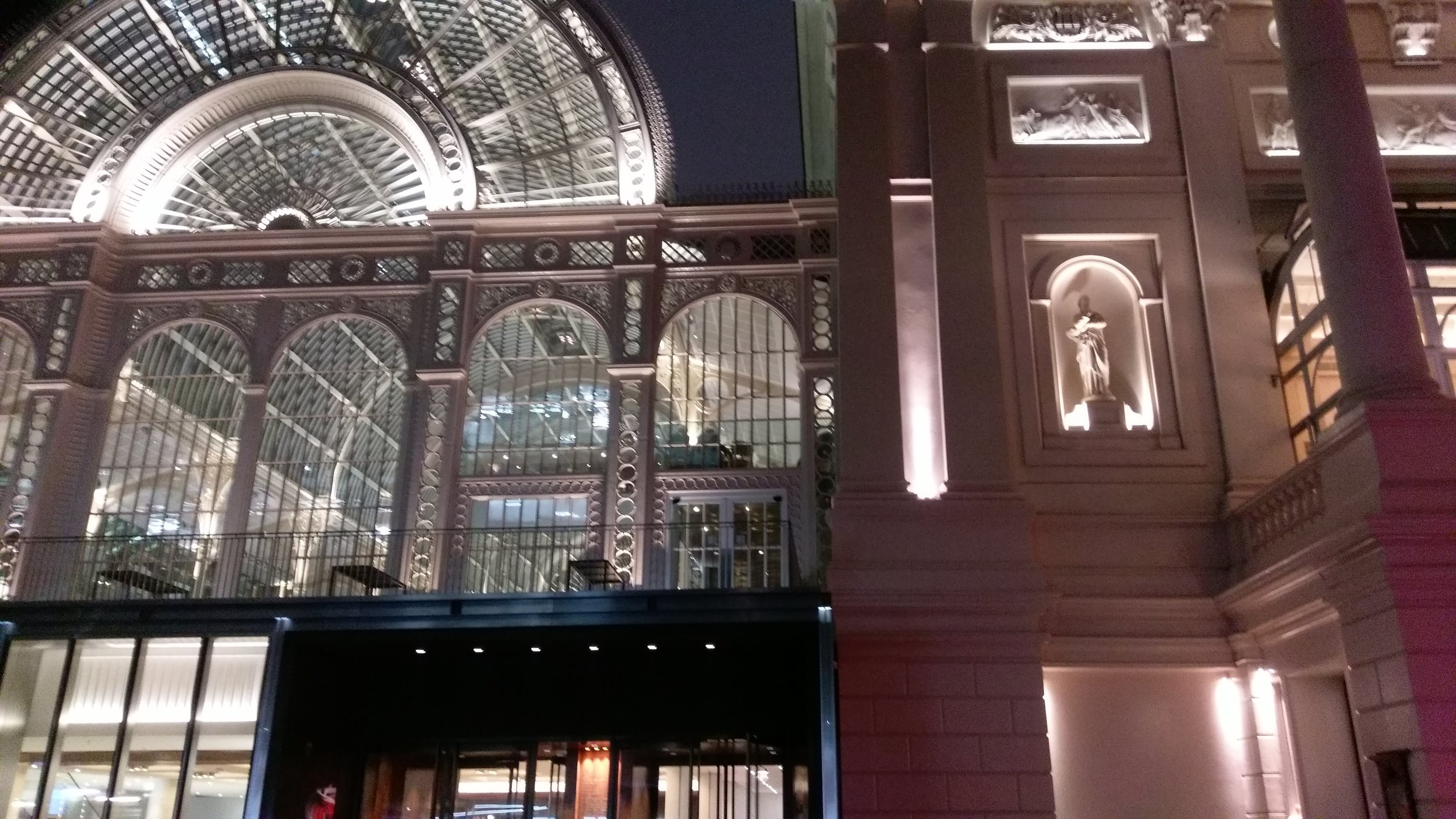 Royal Opera House - visited 05/02/2019