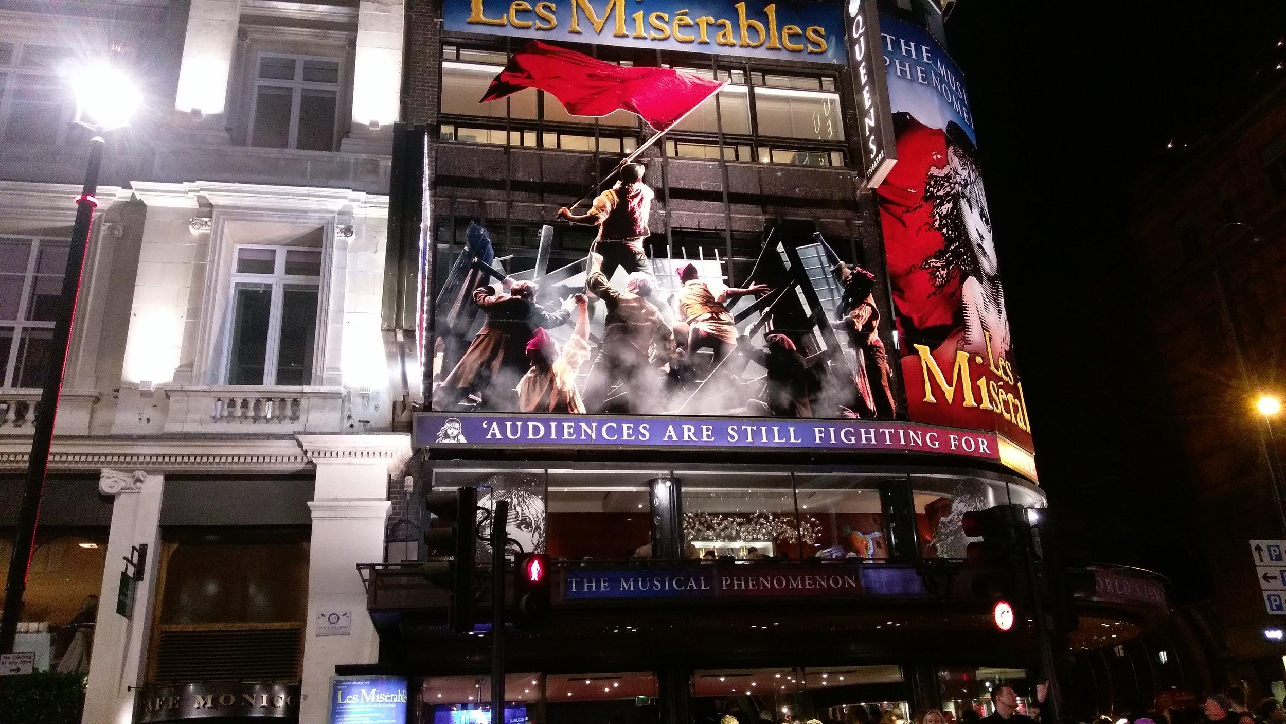 Queen's Theatre - visited 12/02/2019
