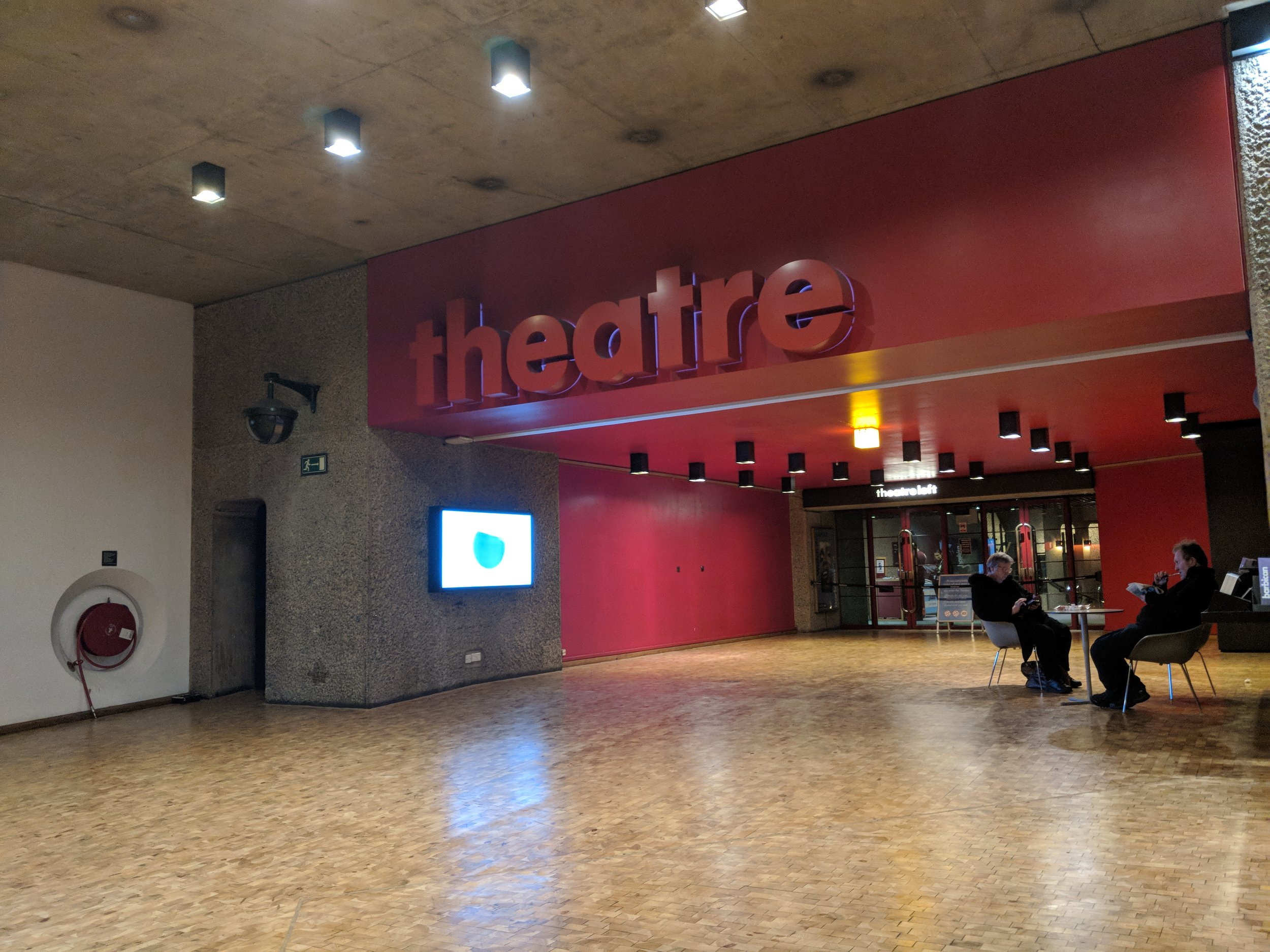 Barbican(Theatre) - visited 08/03/2019