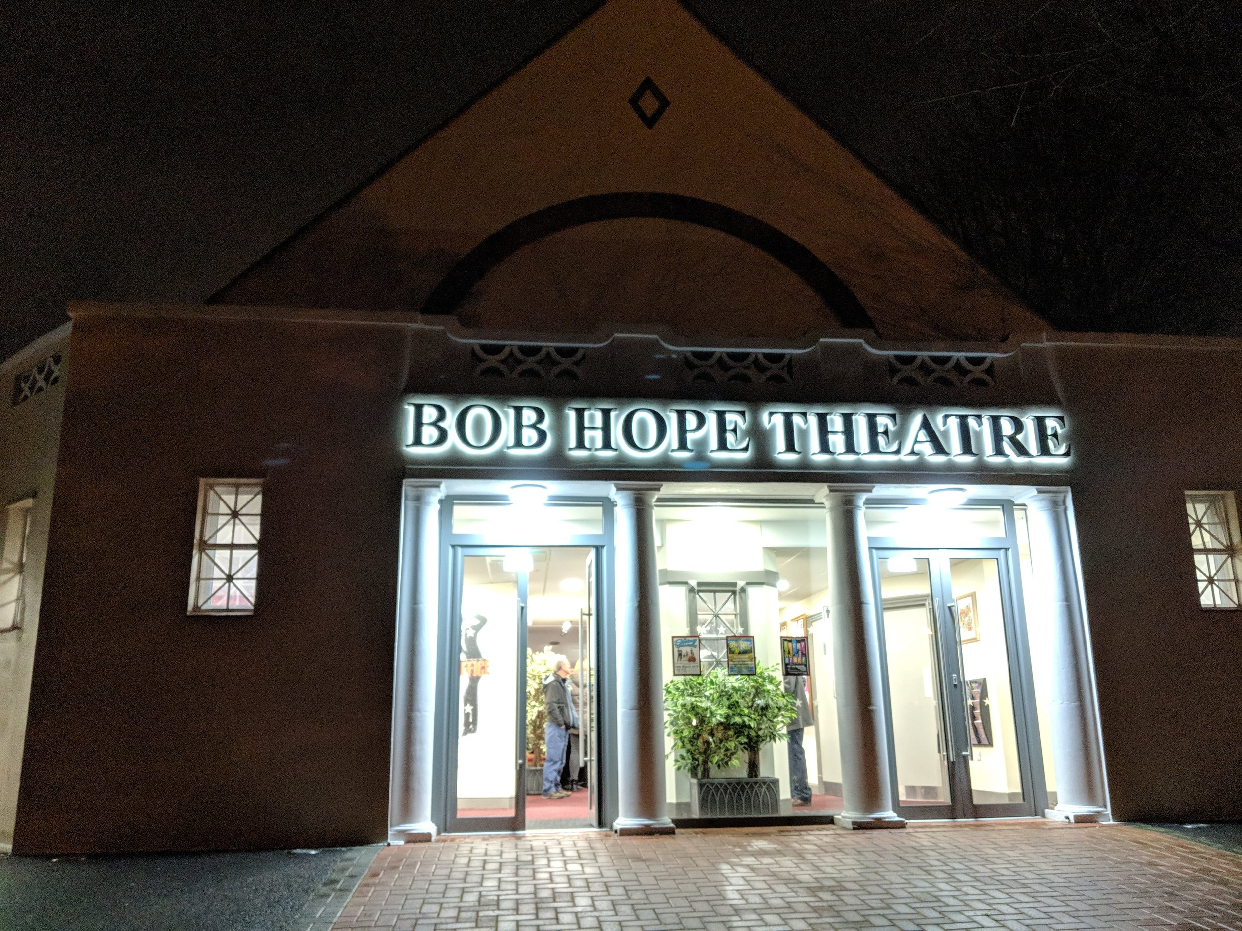 The Bob Hope Theatre - visited 07/03/2019