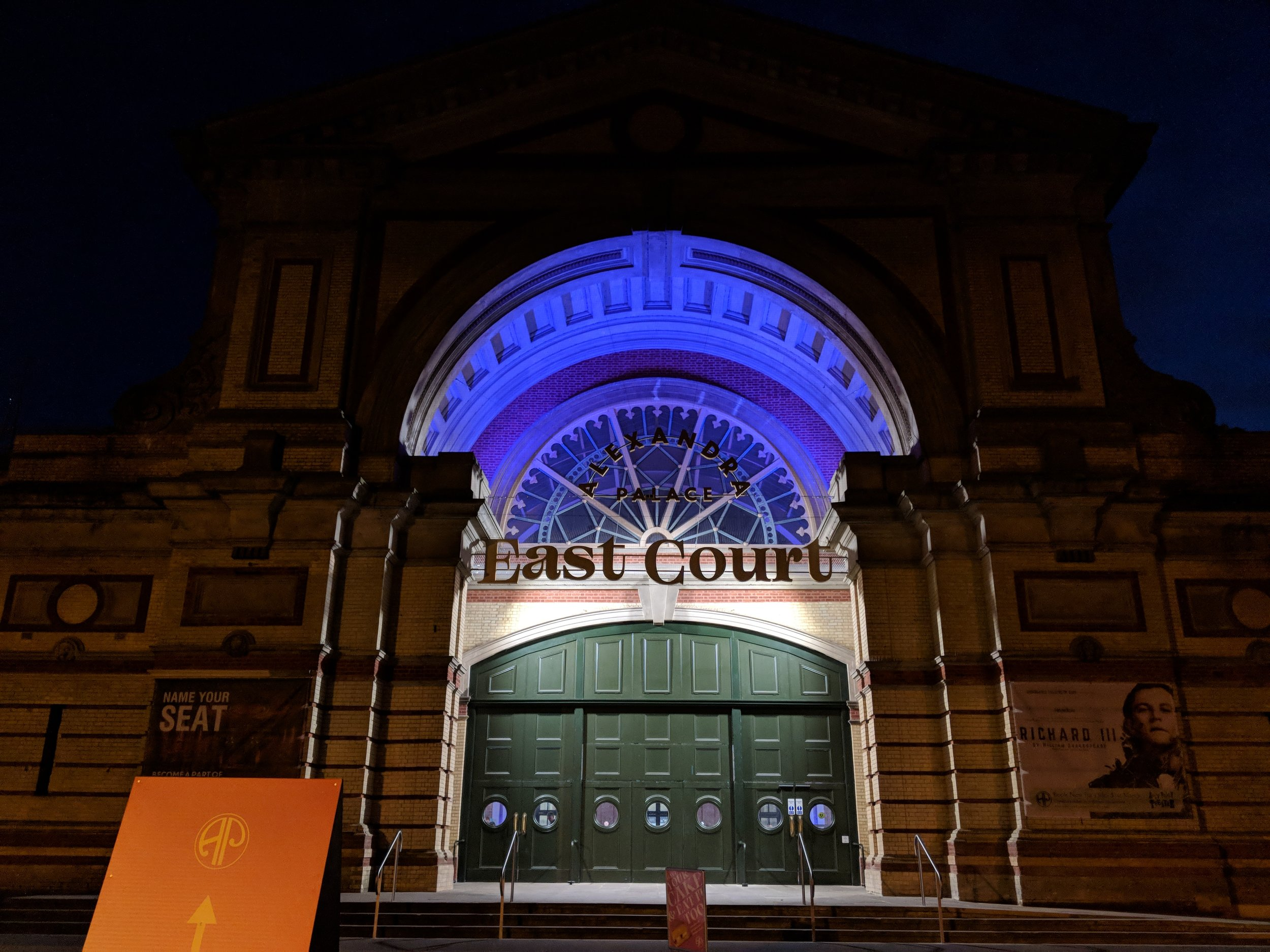 ALEXANDRA Palace Theatre - visited 27/03/2019