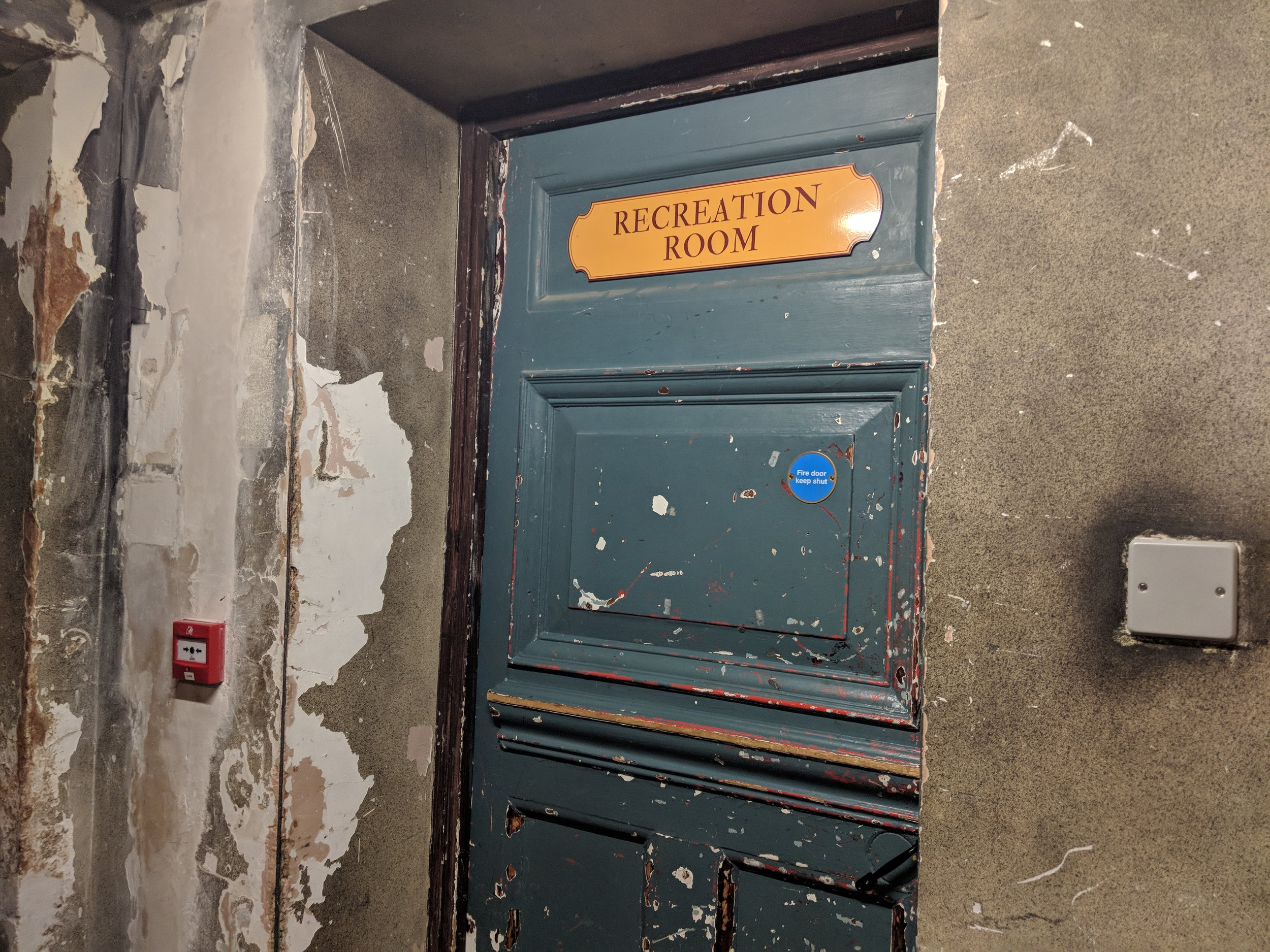 Battersea Arts Centre(Recreation Room) - visited 29/03/2019