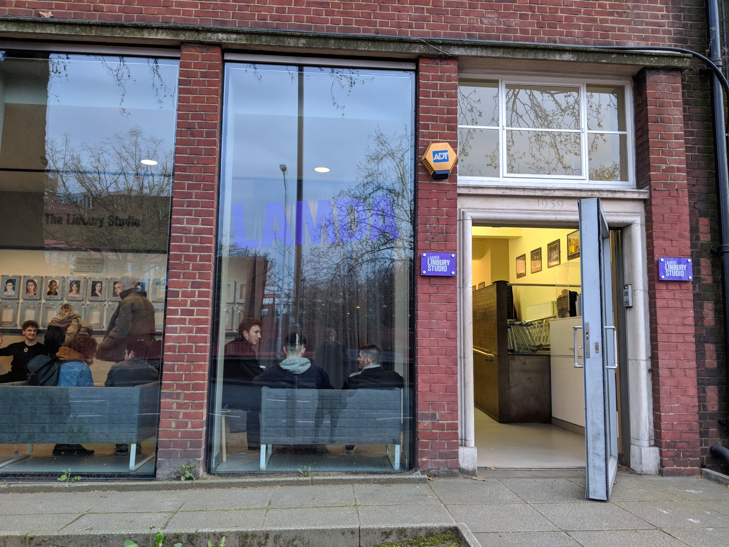LAMDA(The Linbury Studio) - visited 04/04/2019