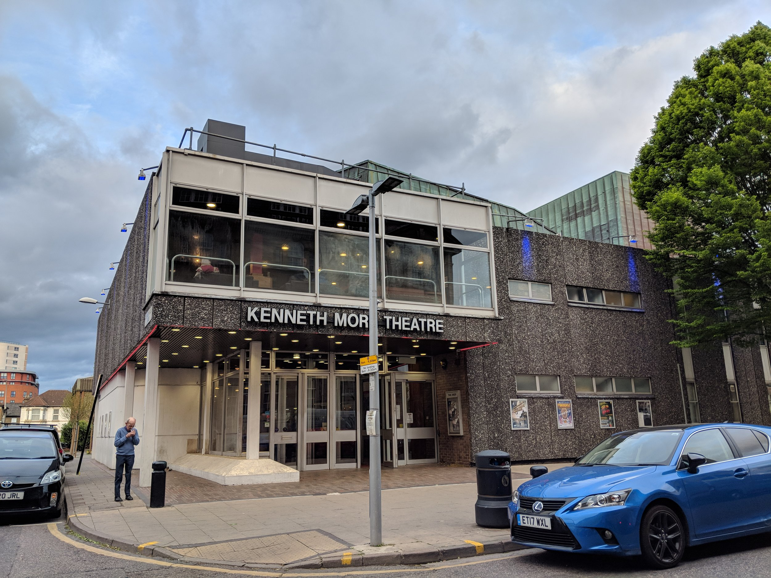 Kenneth More Theatre(Main Auditorium) - visited 27/04/2019