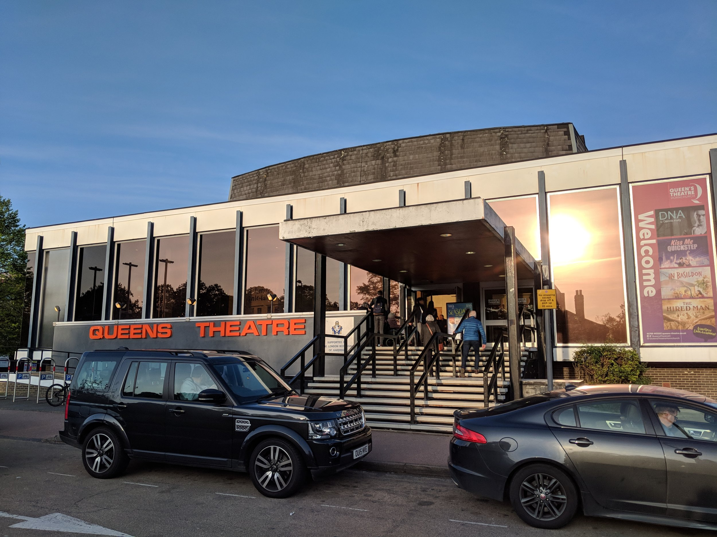 Queen's Theatre, Hornchurch - visited 30/04/2019