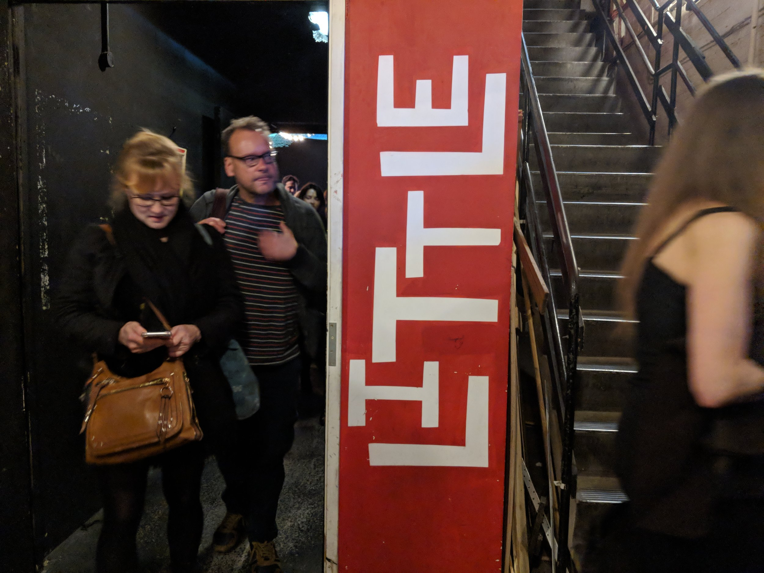 Southwark Playhouse(The Little) - visited 17/05/2019