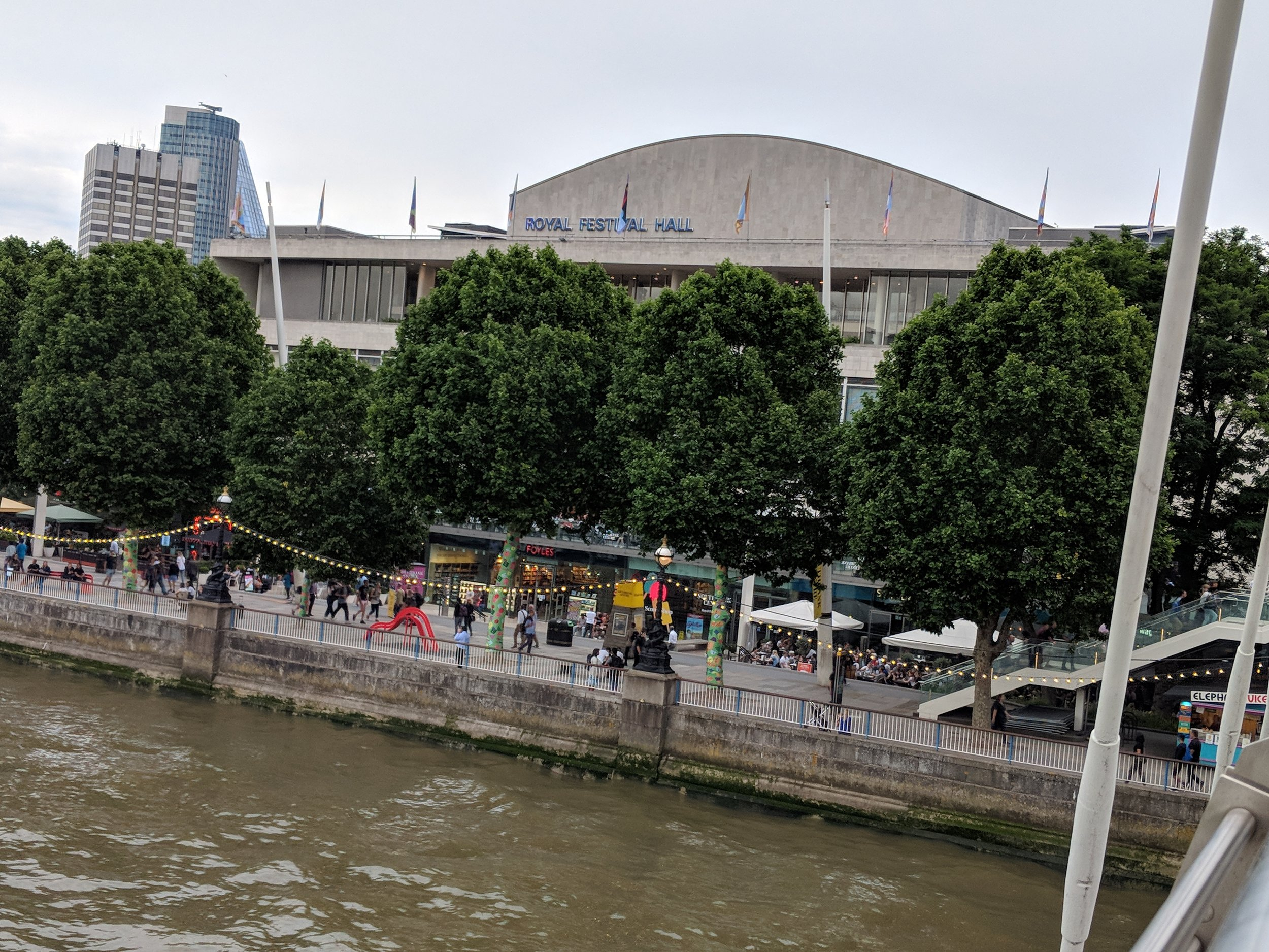 Southbank Centre(Royal Festival Hall) - visited 24/06/2019