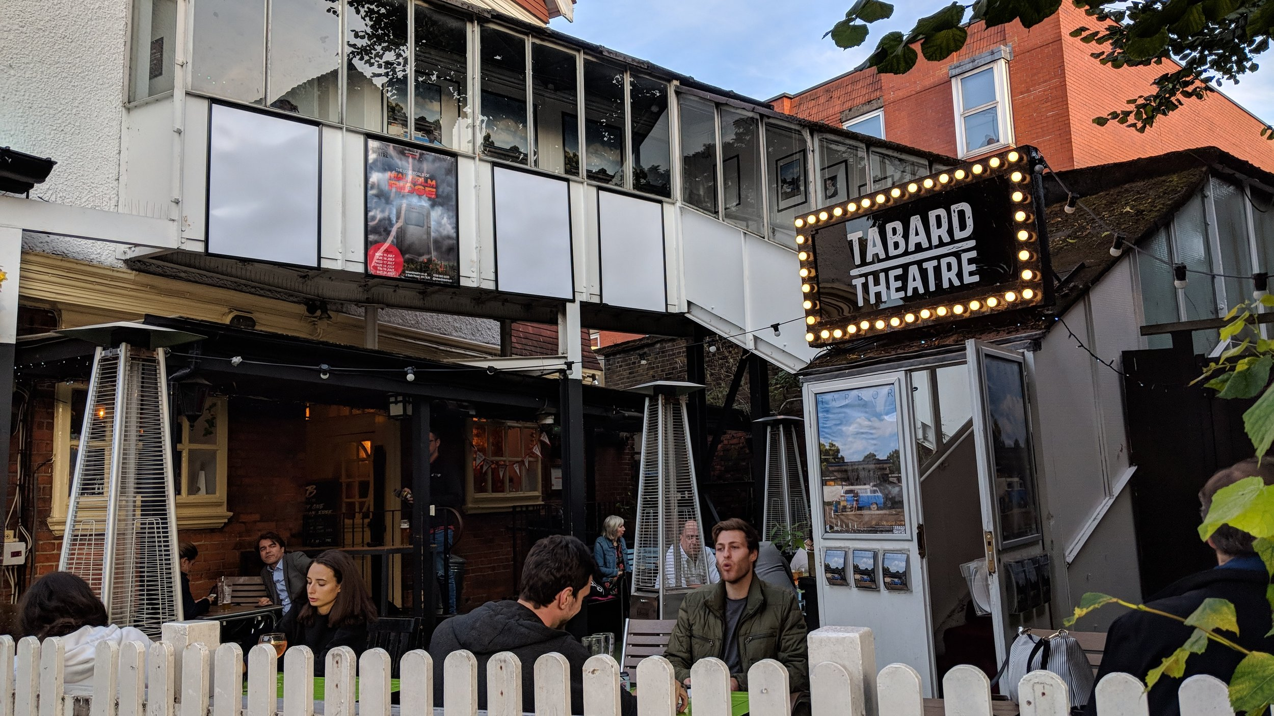 Tabard Theatre - visited 20/08/2019