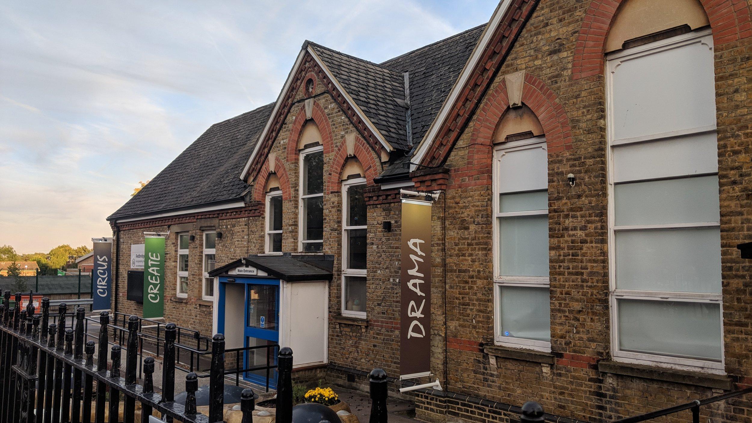 Redbridge Drama Centre - visited 24/08/2019