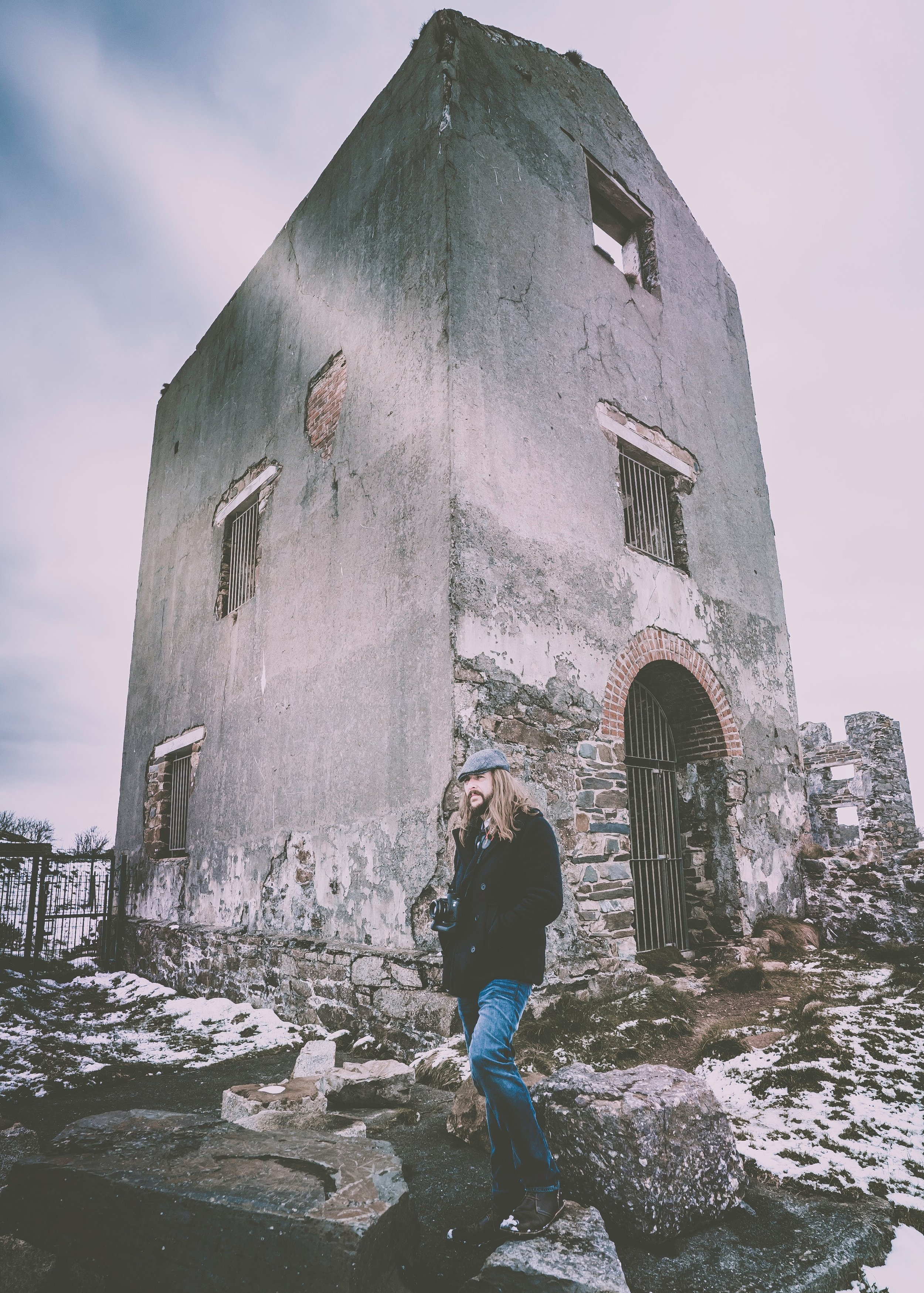 Bonmahon, Ireland - taken by MULOGRAPHY