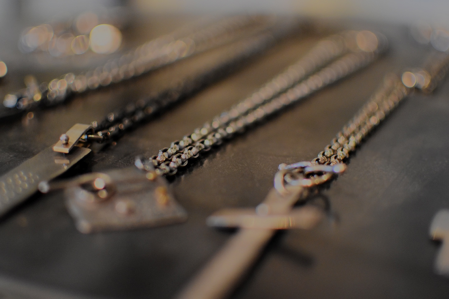 Original jewelry, uniquely designed and individually hand-crafted by Kristi Viss. -