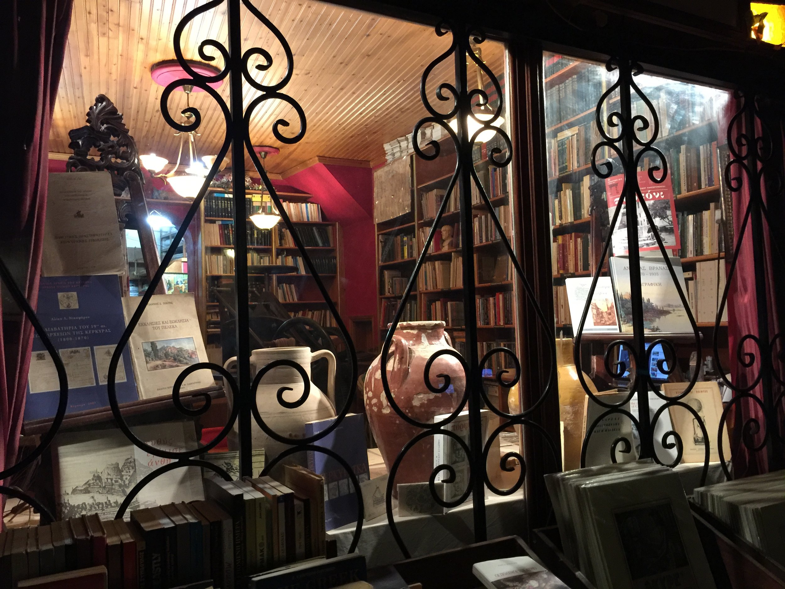 Oldest Bookbinding store in Mediterranean