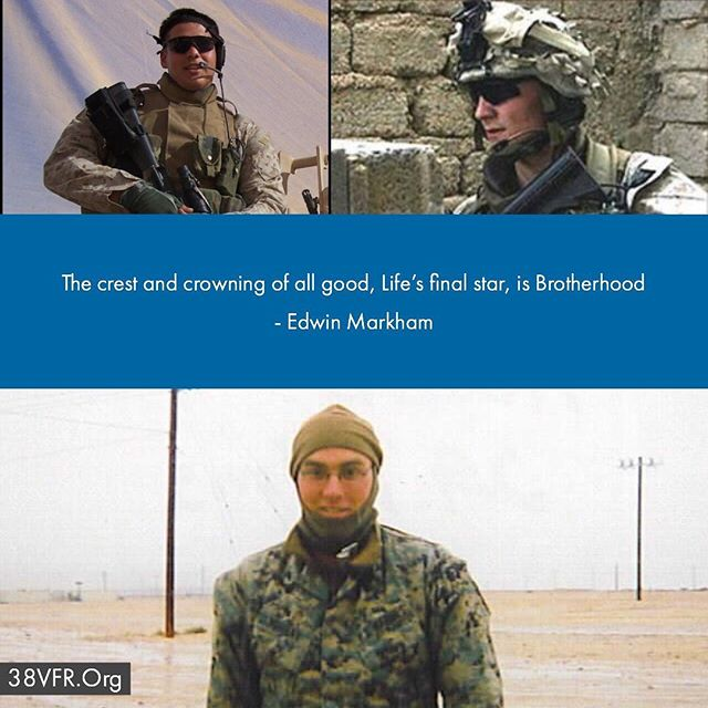 On 27 July 2006, Cpl. Roos, LCpl. Murray, and PFC Sanchez laid down their lives for their brothers.  They are always on our minds, we are always in their debt.