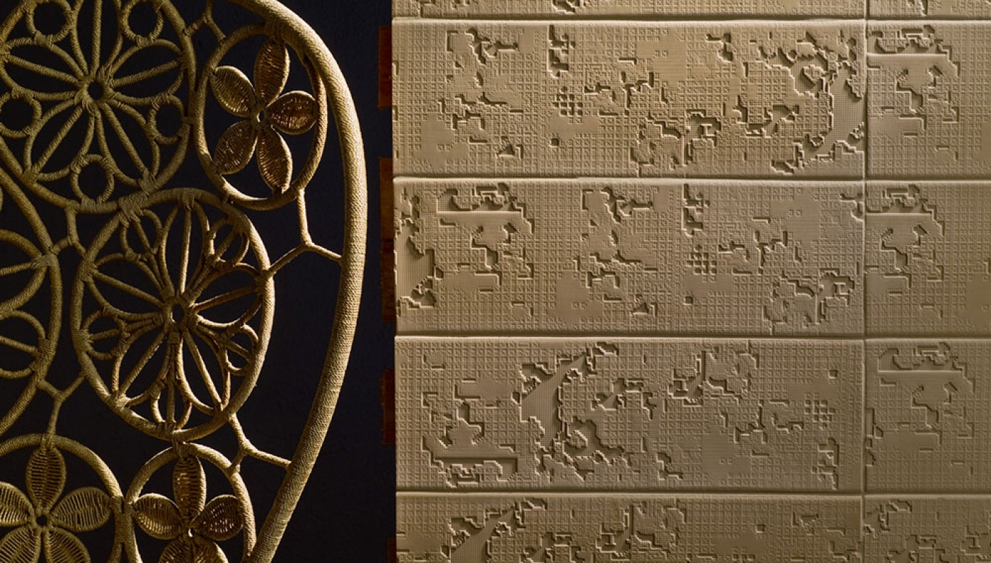 Mutina Ceramica - Bas Relief