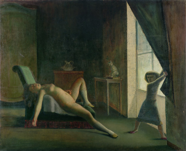 Balthus, The Room, 1952.