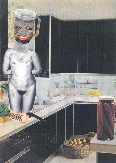 Linder, Untitled, 1976.