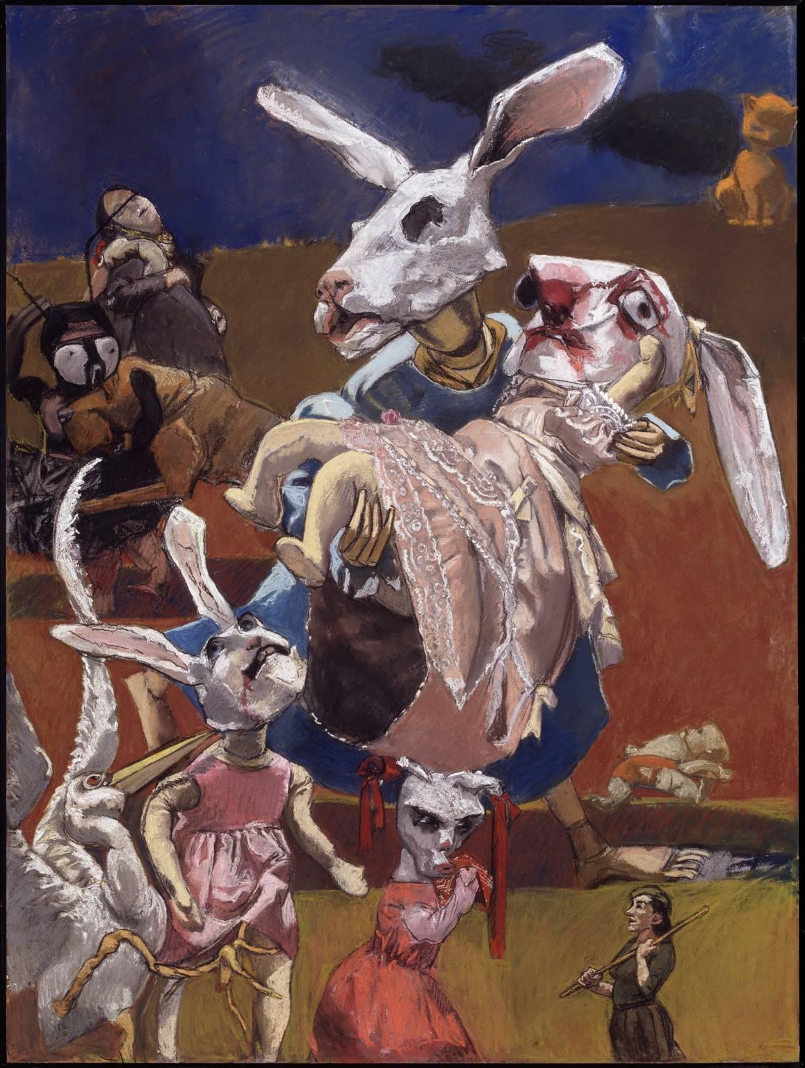Paula Rego, War, 2003