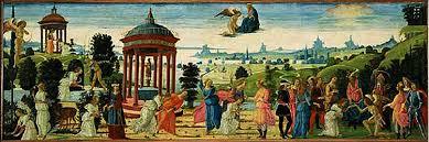 Jacopo Del Sellaio, 'Cupid and Psyche', 1473.