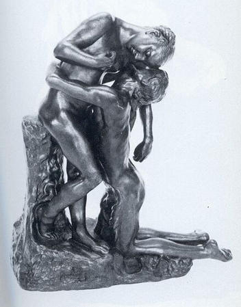Camille Claudel, Vertumnus and Pomona, L'Abandon, 1886.jpg