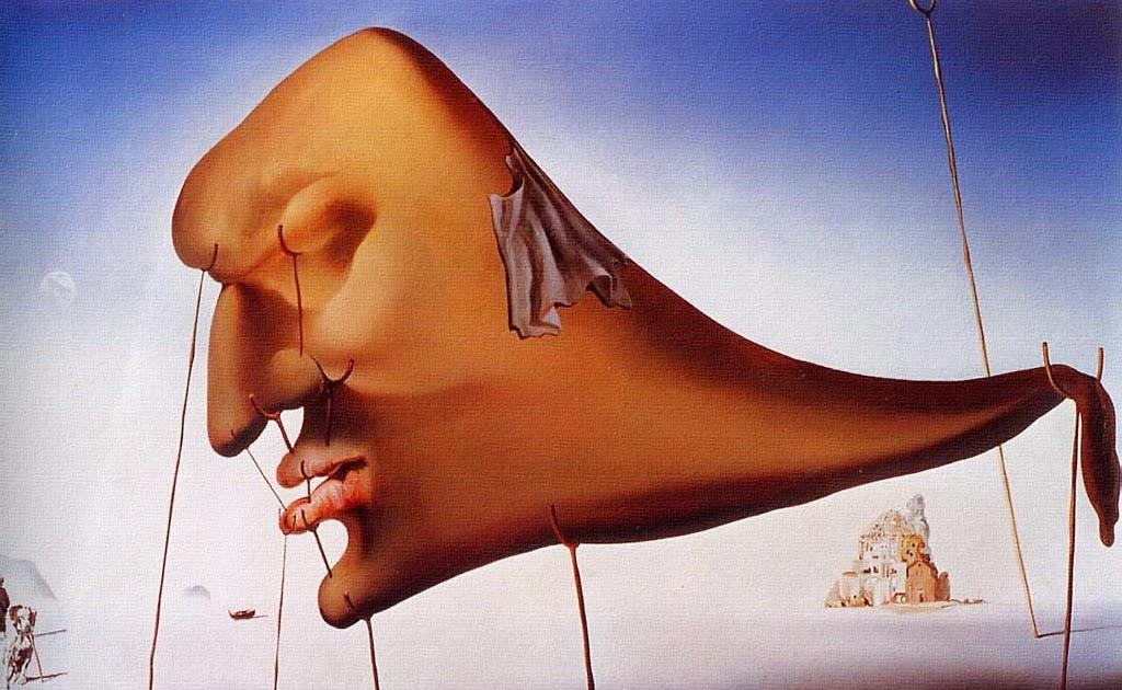 Dali, Sleep, 1937.