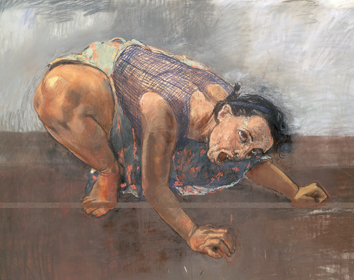 Paula Rego, Dog Woman, 1994.